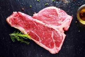 Porterhouse Steak - dry aged beef