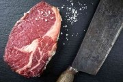 "Rib-Eye-Steak  - ""dry aged Beef"""