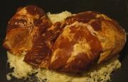Schäufele ohne Knochen vom Schwäbisch-Hällischen Landschwein