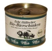 Bio - Schwäbisch-Hällischer Bio-Bierschinken - 200g Dose