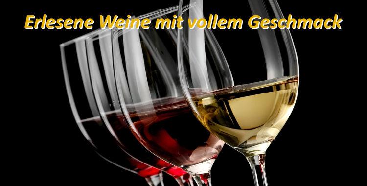 Erlesene Weine mit vollem Geschmack - Feinkost aus dem Markgräflerland