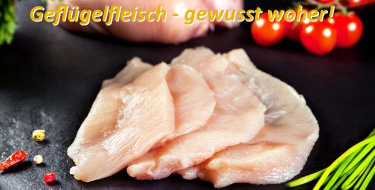 Geflügel-Fleisch mit Herkunftsgarantie - Feinkost für bewusste Gourmets